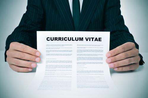 Curriculum Vitae, CV maken / opstellen voorbeeld